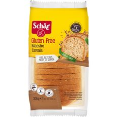 Schär SCHAR Pain maestro aux céréales sans gluten