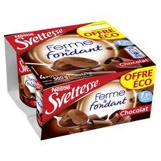 SVELTESSE Spécialité laitière allégée au chocolat 4x125g