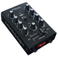 IBIZA Table de mixage à 2 voies - Bluetooth - MIX500BT - 2 canaux