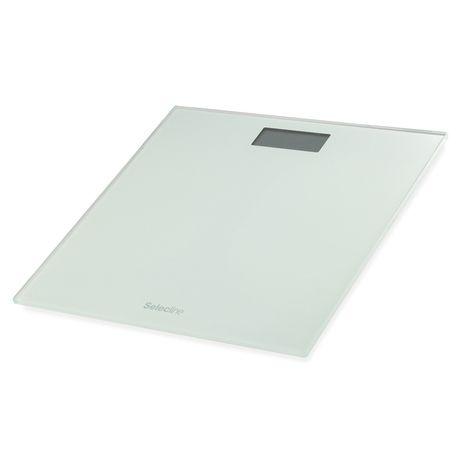 SELECLINE Pèse personne EB1321-WH3, Poids maximal 180 Kg