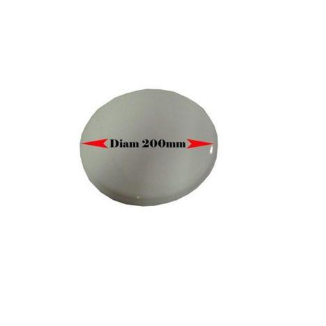 AUCHAN Cache plaque pour cuisinière électrique diamètre 20 cm