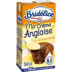 Bridélice crème anglaise UHT 50cl