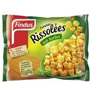 Findus pommes rissolées herbes 750g