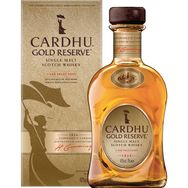CARDHU Scotch whisky single malt gold reserve 40% + étui