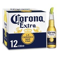 CORONA Bière blonde Extra  4,5% 12x35,5cl