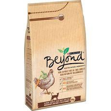 BEYOND Beyond croquettes pour chat au poulet 1,4kg