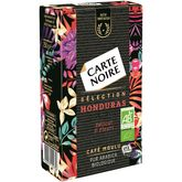 Carte Noire café bio sélection Honduras 250g