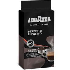 Lavazza Il Perfetto café Espresso moulu 250g