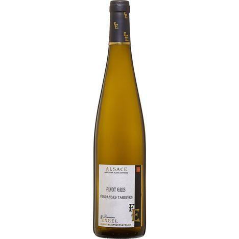 SANS MARQUE AOP Alsace Pinot gris bio Domaine Engel Ollwiller grand cru blanc