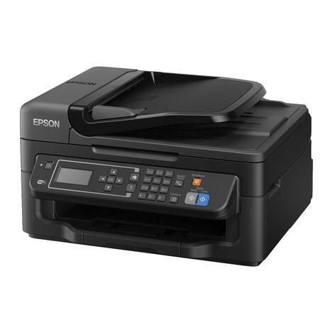 EPSON Imprimante Multifonction - Jet d'encre - WORKFORCE 2630WF