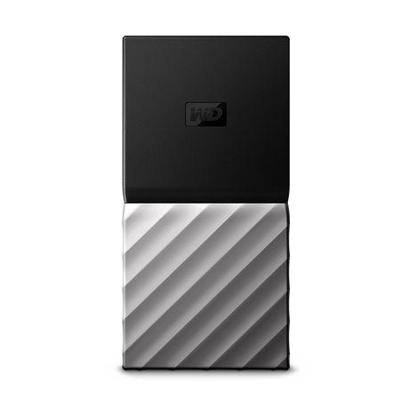 WESTERN DIGITAL Disque dur externe MY PASSPORT - USB 3.0 - 256 Go