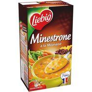 Liebig soupe minestrone à la milanaise 1l