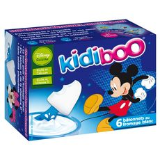 Kidiboo portions x6 120g