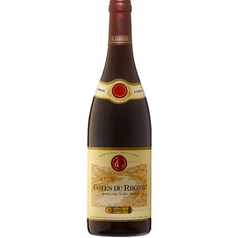 SANS MARQUE AOP Côtes-du-Rhône rouge