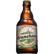 Brunehaut bière blonde bio sans gluten 6,5° -33cl