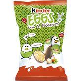 Kinder Kinder Eggs petits oeufs lait et noisette x12 -120g