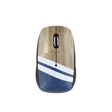 TNB Souris sans fil EXCLUSIV WOOD