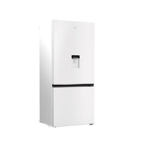 BEKO Réfrigérateur combiné REC72DW, 590 L, Froid ventilé