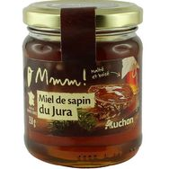 Mmm! miel de sapin du Jura 250g