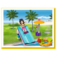 LEGO Lego Friends le toboggan de piscine - 30401 x1 1 pièce