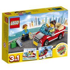 LEGO Lego Boîte 3en1 crée ton monde - 40256 x1 1 pièce
