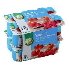 POUCE Pouce yaourt aux fruits 12x125g