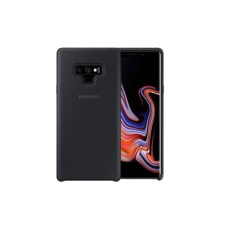 SAMSUNG Coque - Silicone Cover - pour Galaxy Note 9 - Noir