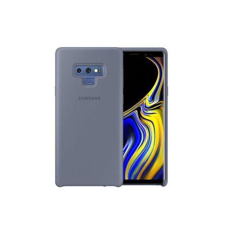 SAMSUNG Coque - Silicone Cover - pour Galaxy Note 9 - Bleu