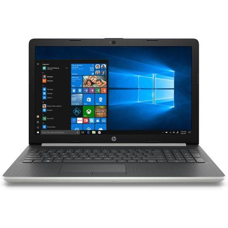 HP Ordinateur portable Notebook 15-da0001nf - 1 To - Argent