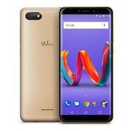 WIKO Smartphone - HARRY 2 - 16 Go - Ecran 5.45 pouces - Or - Double SIM - 4G