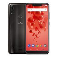 WIKO Smartphone - VIEW2 Plus - 64 Go - Ecran 5.93 pouces - Anthracite - 4G - Double SIM