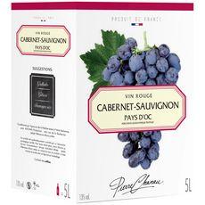 Pierre Chanau IGP Pays-d'Oc Cabernet-sauvignon rouge 5L