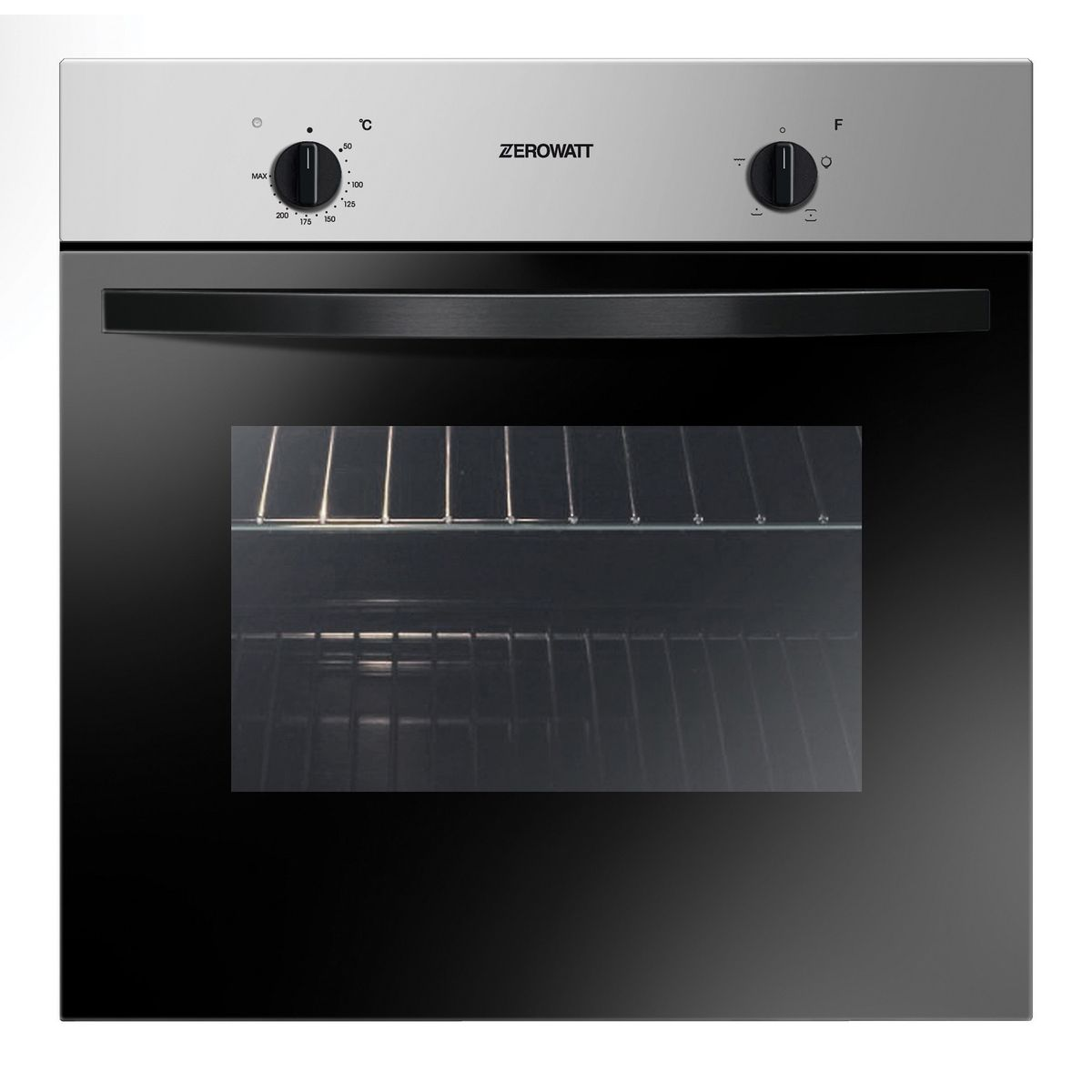 Four encastrable ZFFS200NX, 71 L, Convection naturelle, Gril, Nettoyage manuel