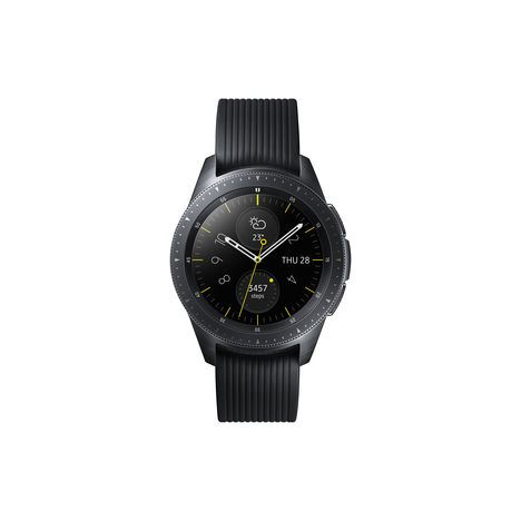 SAMSUNG Montre connectée - Galaxy watch SM R810 - Wifi - Bluetooth - Noir carbone - cadran 42 mm