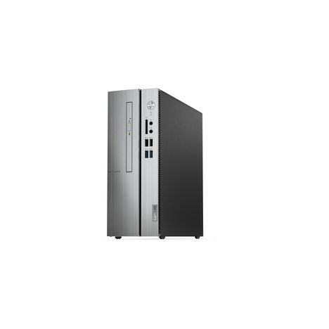 LENOVO Unité centrale Ideacentre 510S-07ICB - Intel Core i5-8400- 1 To - Silver