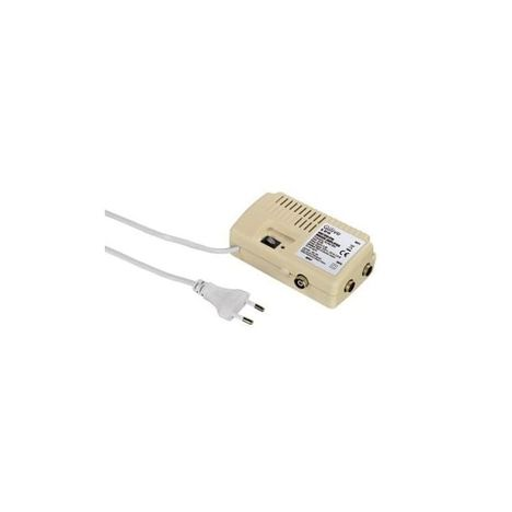 QILIVE Amplificateur d'antenne - Connectique audio vidéo