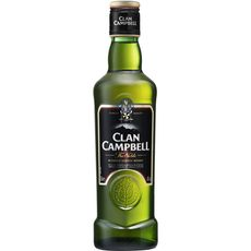Clan Campbell scotch whisky 40° -35cl