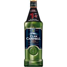 Clan Campbell whisky 40° -1l