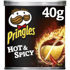 Pringles Tuiles hot and spicy 40g