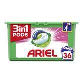 Ariel pods lessive fresh pink écodose x36 -0,972l