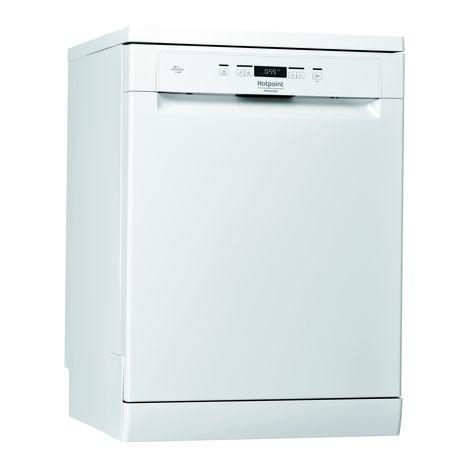 HOTPOINT Lave vaisselle pose libre HFC3B+26, 14 couverts, 60 cm, 46 dB, 7 programmes