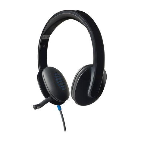 LOGITECH Casque audio H540