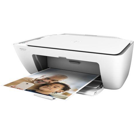 HP Imprimante multifonction - Jet d'encre thermique - Deskjet 2620 - Compatible Instant Ink