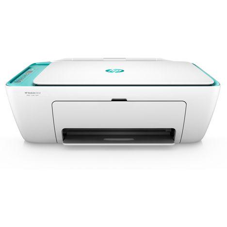 HP Imprimante Multifonction - Jet d'encre thermique - DESKJET 2632 - Compatible Instant Ink