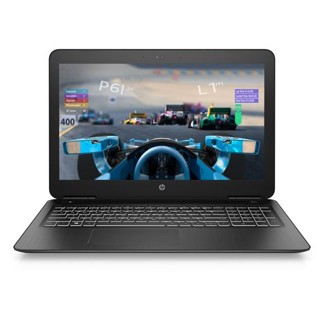 HP Ordinateur portable Notebook 15-bc402nf - 1 To - Noir