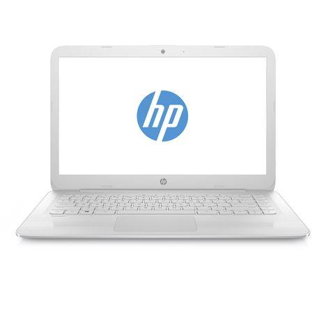 HP Ordinateur portable Stram Laptop 14-cb038nf - 32 Go - Blanc
