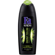 FA Gel douche homme energy feeling parfum citronné 250ml