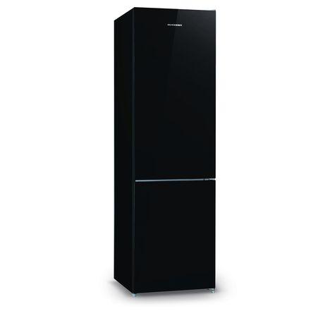 SCHNEIDER Réfrigérateur combiné SCB250NFGLB, 250 L, Froid No Frost