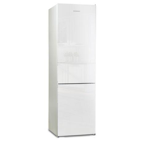 SCHNEIDER Réfrigérateur combiné SCB250NFGLW, 250 L, Froid No Frost