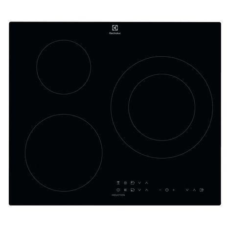 ELECTROLUX Table de cuisson à induction LIT 60336 CK - 3 foyers